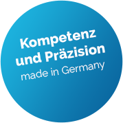 Kompetenz & Präzision made in germany